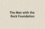 The Man with Rock Foundation