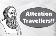 Attention Travellers